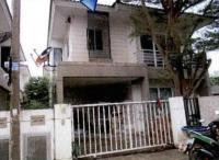 บ้านแฝดหลุดจำนอง ธ.ธนาคารอาคารสงเคราะห์ สามเรือน บางปะอิน พระนครศรีอยุธยา
