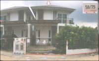บ้านแฝดหลุดจำนอง ธ.ธนาคารอาคารสงเคราะห์ ลำตาเสา วังน้อย พระนครศรีอยุธยา